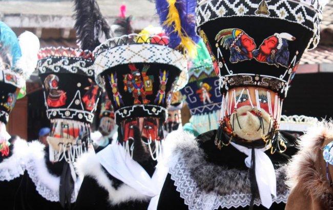 El Carnaval de Tepoztlán y el Brinco del Chinelo